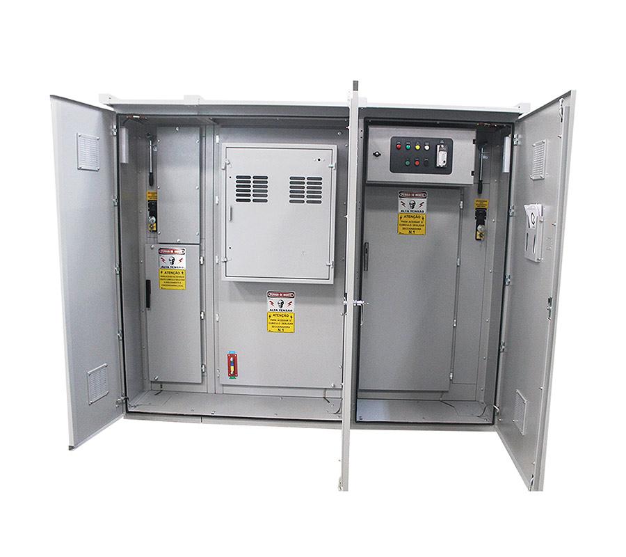 Cabine de Proteção classe 15 kv